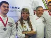 Laureate Culinary Cup'ta altın madalya kazandı