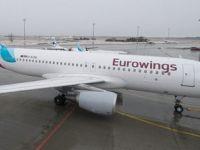Eurowings'in Viyana merkezli uçuşları başladı