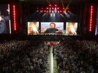 EXPO 2016, Orhan Gencebay şarkılarıyla inledi