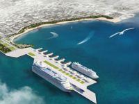 """Vizyon Proje """"Kruvaziyer Limanı"""" çalışmalarına başlandı"""