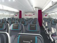 Eurowings, internet erişimi sunmaya başlıyor