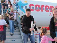 Corendon Airlines Rusya'ya uçtu