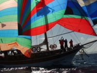 28. THE BODRUM CUP'ta Teknelerle birlikte lezzetler de yarışacak