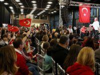 Cumhuriyet Bayramı'na 'çok sesli' kutlama