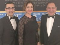 "NG Sapanca'ya ""En İyi Lüks Doğa Oteli""Ödülü"