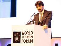 Dünya turizmi Antalya'da konuşulacak