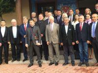 KEİK ( Karadeniz Ekonomik İşbirliği Konseyi )  Antalya'da
