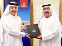 Emirates,İyi Niyet Sözleşmesi imzaladı