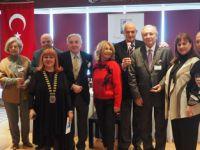 Skal İstanbul üyeleri Sevgililer Günü'nde buluştu