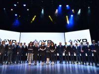 Türkiye'nin 1 Numaralı Markaları Ödüllendirildi