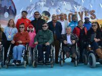 Engelli Bireyler Erciyes'te Buluştu