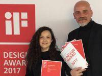 Arçelik A.Ş.'ye IF Design'dan 4 Ödül