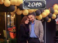 ZOPA Restoran Kadıköy'den sonra 4 Levent metro durağı çıkışında açıldı