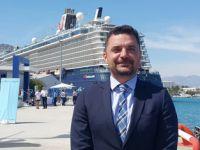 5.161 Alman Turisti Antalya'ya Geldi