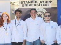 İAÜ Gastronomi Ekibi Gurmefest'te Hünerlerini Sergiledi
