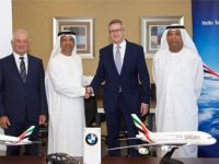 Emirates, BMW Group ile ortaklık kurdu