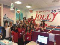 Jolly Tur, Şanlıurfa'ya Çağrı Merkezi Kurdu
