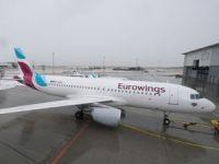 Eurowings Almanya'nın 4 Havalimanında Pazar Lideri Oldu