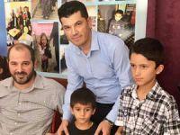GATOB yöneticileri Güneydoğu'da 1500 çocuğu sevindirdi