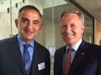 Atlasglobal Yönetim Kurumu Başkanı Murat Ersoy Avrupa-Akdeniz-Arap Ülkeleri Birliği'nin Yönetim Kurulu Üyesi Oldu