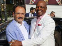 Ekonomik İşbirliği Görüşmesi Uşak ve Ruanda'yı Yakınlaştırdı