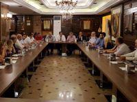 Laleli Otelciler Platformu başkanlığı görevine yeniden Tarkan Akyüz seçildi