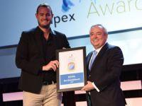 Emirates, 2017 APEX Passenger Choice Awards'da En İyi Eğlence Ödülünü Kazandı