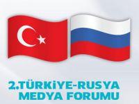 Antalya'da 2. Türkiye – Rusya Medya Forumu'nu düzenleyecek