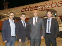 Atlasglobal İsrail'in en büyük şehirlerinde Tel Aviv'e 30 Ekim Pazartesi tarihinden itibaren uçuşlarını başlattı