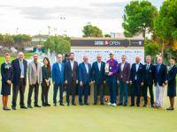 Turkish Airlines Open Golf Turnuvası, Regnum Carya'da sonuçlandı