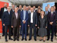 TÜRSAB Başkan Adayı Firuz Bağlıkaya'nın Karadeniz'deki son durakları Rize, Ordu ve Giresun oldu