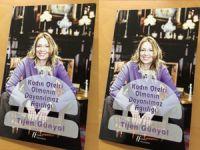 Turizmci Tijen Günyol'un ilk kitabı raflarda yerini aldı