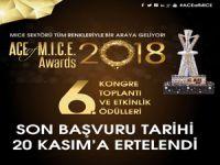 ACE of M.I.C.E. Awards, Türkiye'de her geçen gün büyüyor