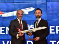 Türk Hava Yolları (THY), Toprak Turizm'e gururlandıran ödülü ikinci kez verdi