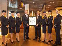 Üst düzey servis ve birinci sınıf konforuyla Skytrax ödülüne layık görüldü