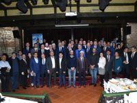 """""""Erciyes Kayak Merkezi ve Kayseri Turizm Potansiyeli"""" toplantısı İstanbul'da yapıldı"""