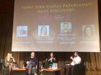 Dijital dünyaya ait son trendler, gelişmeler ve yapay zeka gerçeği Digital Evolution Meetups #2'de konuşuldu