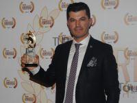 """Türkiye Altın Turizm Ödülleri'nde """"Yılın Turizm Profesyoneli"""" ödülü Hüseyin ASLAN'a verildi"""