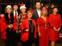 Skal Internatıonal İstanbul ve Marmara Kulüpleri Yeni Yıl Partisi Sofa Hotel'de gerçekleşti