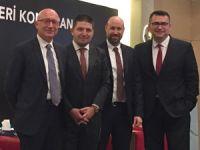 """Mastercard iş birliği ile Ankara'da düzenlenen """"Güvenli Ödeme Teknolojileri Konferansı""""nda buluştu"""
