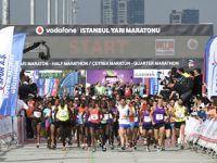 Vodafone 13. İstanbul Yarı Maratonu'na Son Kayıt Tarihi 12 Mart