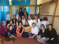 Mardinli kadınlar 'Çok Üret, Az Tüket, Basit Yaşa' sloganı ile sosyal sorumluluk bilinci ile yola çıktı