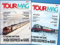 TOURMAG Turizm Dergisi'nin yeni sayısı yayınlandı
