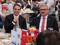 """Antalya Valisi Münir Karaloğlu """"Artık 2016'de değiliz, çok şey değişti, 2018'den umutluyuz"""""""