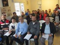 TRAC İzmir Şubesi'nin amatör telsizcilik sınavına hazırlık seminerleri başladı