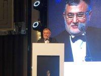 Türkiye Spor Ödülleri düzenlenen gecede sahiplerine takdim edildi