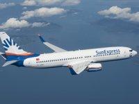 SunExpress, Türkiye-Avrupa uçuşlarını artırmaya devam ediyor