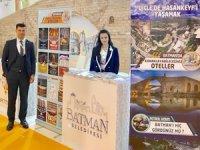 Güneydoğu'nun Huzurlu kenti Batman , EMITT Fuarı'nda ziyaretçilerini ağırlıyor