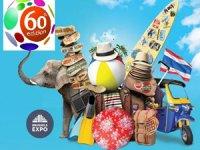 Belçika'da 1-4 Şubat tarihleri arasında düzenlenen Uluslararası Brüksel Turizm Fuarı'nda Alanya tanıtımı yapıldı