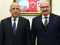 Tacikistan Büyükelçisi'nden ATO'ya Ziyaret